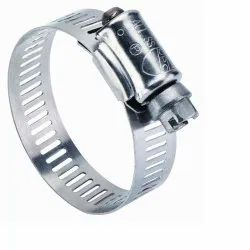 Steel 1.25 inch Galvanized Iron Clamps, Size: 1.25 inches