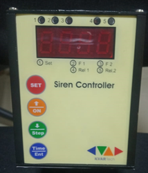 GPS Controlled Siren Controller