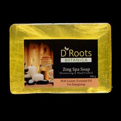 Zing Spa Soap