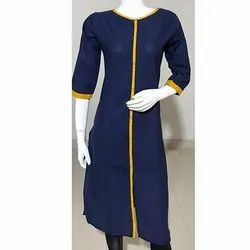 Blue Formal Wear Kurti
