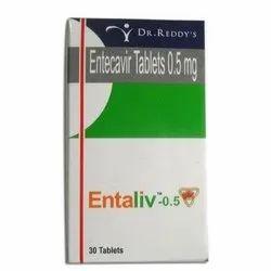 Entecavir 0.5 Mg- Entaliv