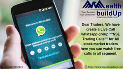 Investing In Stock Markets Through Whatsaap
