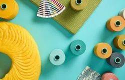2/20 Dyed Acrylic Yarn (Solution)
