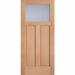 Interior 28 Inch Designer Wooden Door, For Hotel, Home etc