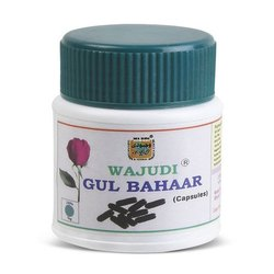 Wajudi Gul Bahaar Capsules, Women Problems, 40 Capsules