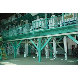 Rice Mill Machinery, For Industrial