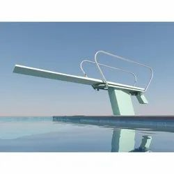 Fiber FRP Diving Board
