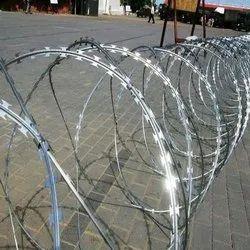 Concertina Wire Coil