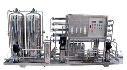 6000 LPH SS RO Plant