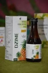 Pepsin and Fungal Diastase Syrup