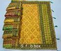 Gujrati Fancy Wedding Saree's S..F. B.Box