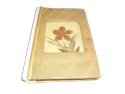 Flower Designer Handmade Writing Note Book