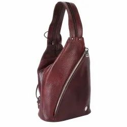 Hammonds Flycatcher Genuine Leather Casual Backpack