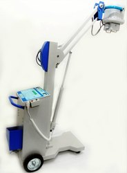100 Ma Mobile X Ray Machine