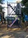 MS Scaffolding Tower With Staircase 6 Feet To 100 Feet
