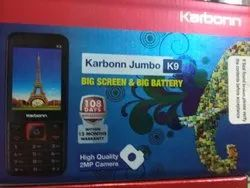 Karbonn Jumbo K9 Mobile Phones, 1.3mp, 112 g
