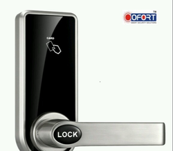 OFORT Zinc Alloy Mifare Hotel Lock OF5000MF, Packaging Size: 10 - 20 Pieces, oZoWaZ