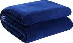 Micro Fleece Police Blanket