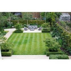 Natural Garden work, Coverage Area: <1000 Square Feet
