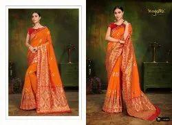 Designer Patola Silk Sares's
