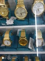 Metal Chain Watches