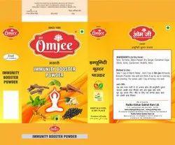 OmJee Immunity Booster