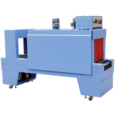 Jet PE Film Shrink Packaging Machine