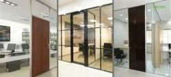 Slim Glaze Partition