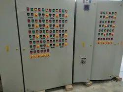 PLC Scada Panel