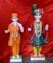 Lord Swaminarayan Marble Murti