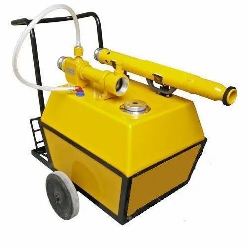 SAPL Foam Trolley FRP 200 Ltrs