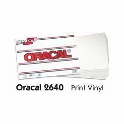 Oracal 2640 Screen Printing Vinyl