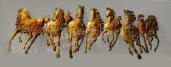 Decorative Wall Hanging Horses