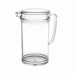 Polycarbonate Water Pitcher Clear Jug