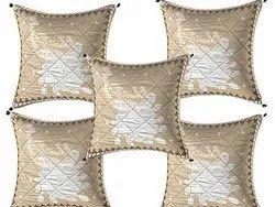 Peacock Print Cushion Cover Set