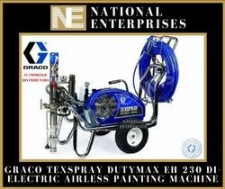 Texspray Dutymax Eh 230 Di Graco Electric Airless Painting Machine