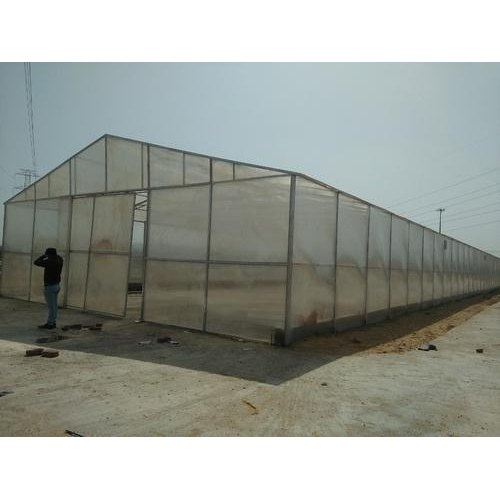Polycarbonate Agricultural Greenhouse