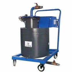 Coolant Sump Sucker/Cleaner Machine 100L