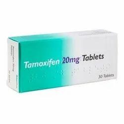 Tamoxifen 20 Mg Tablets