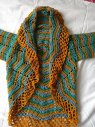 Free Size Baby Soft Woolen Dress, Size: 1-2 Yrs