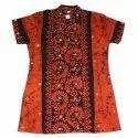 Batik Print Short Kurti