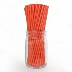 Eco-Friendly Plain Paper Straw