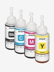 Epson T6641/T6642/T6643/T6644 Ink Set of 4 Bottles (Black/Cyan/Magenta/Yellow)