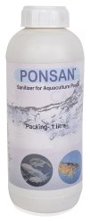 Aquaculture Water & Pond Sanitizer And Toxin Remover (Ponsan)