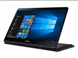 Black Samsung Notebook 7 Spin NP750QUA-K01US