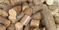 5 % 80 Mm Biofuel Briquettes