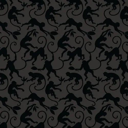 Non Woven Royal Pattern Wallpaper
