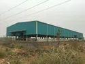 PEB-Warehouse Shed