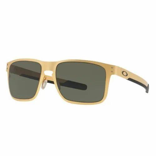 127f238480c Oakley Holbrook Metal Dark Gray Sunglasses For Male