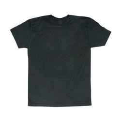 Plain Casual Wear Boys Half Sleeve T Shirt, Size: S-XXL